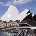 El Palacio de la Ópera de Sidney