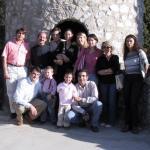 Yo, José Luis, Eduardo, Alicia, Mª José, Rosi, Amparo, Ana, Vicente, Arturo, Álvaro y Raúl