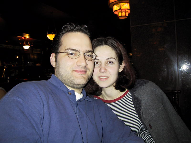 Alfredo y Cristina