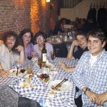 Raquel, Ana, Mary, José Miguel y yo