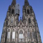 Fachada de la catedral de Colonia