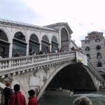 El puente Rialto de Venecia
