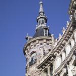 Torreón de la Casa de Tomás Allende, en la plaza de Canalejas de Madrid