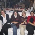 Ana, Clara, Inés, Beatriz