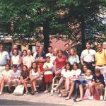 Reunión en La Granja ¿1995?