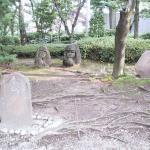 Tumbas en el templo budista Zojo-ji